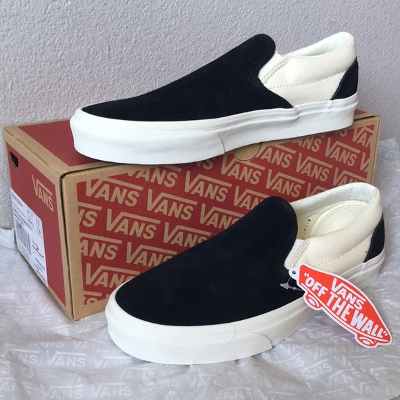 7063075f73 Vans slip on native embroidery black marshmallow
